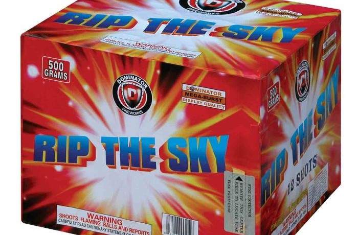 Rip The Sky